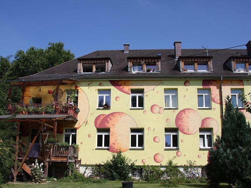 Mietshäuser Syndikat Freiburg