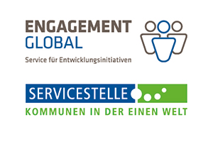 Engagement Global - Servicestelle Kommunen in der einen Welt - Logo