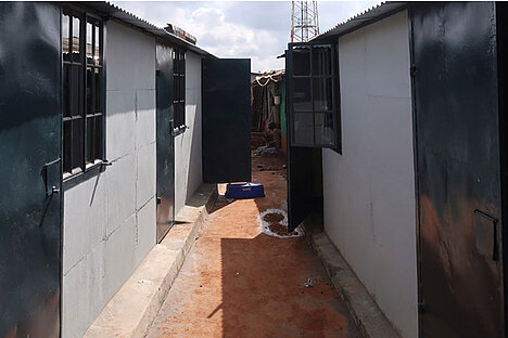 A Spark of Hope: Making Nairobi's Slums Fire Resilient