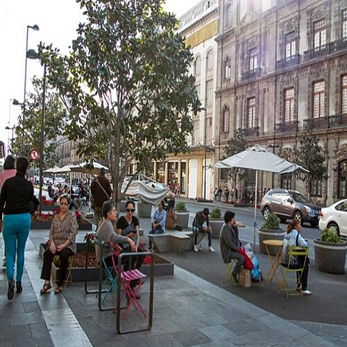 Six ways to make streets more pedestrian-friendly