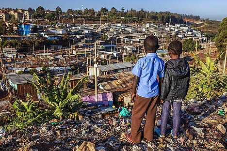 Urban Poverty and Living Conditions