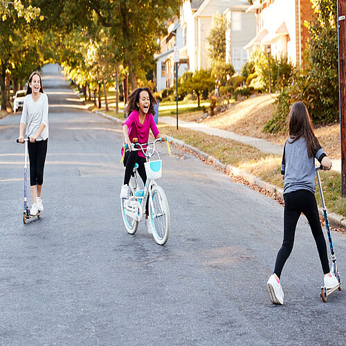 How 'school streets' could create safer, healthier cities