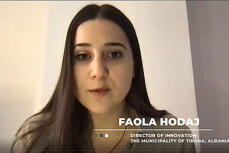 Interview mit Faola Hodaj: Innovation Ecosystems