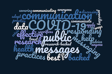 How to communicate effectively with the public during COVID-19