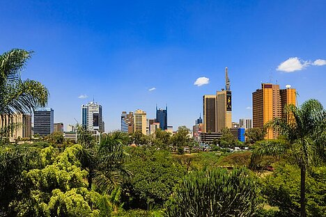 Call for Participants: Sustainable land management for fast growing cities in Sub Saharan Africa