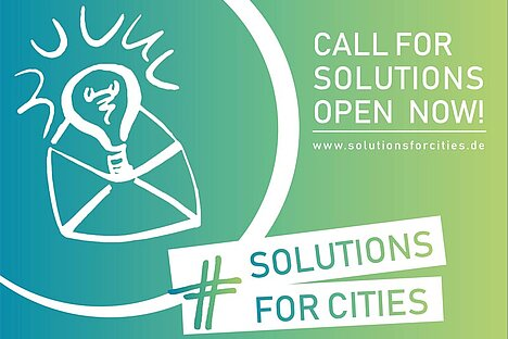 International, Digital Ideas Competition #SolutionsForCities