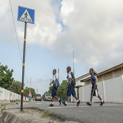 Urban Transformations: In Tanzania's Capital, Safer Children Mean Better Neighborhoods