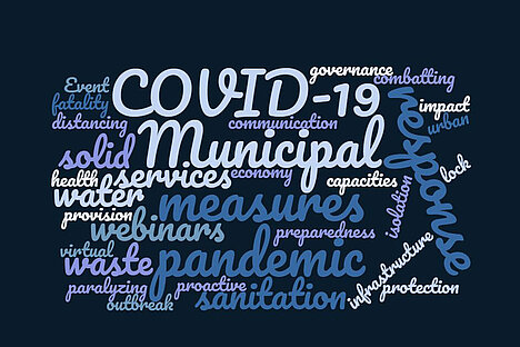 Municipal Response to the COVID-19 Pandemic